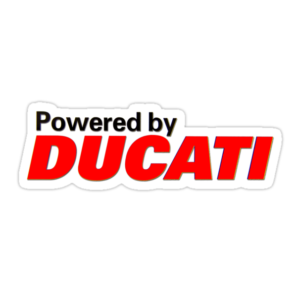 Powered by Ducati by corsefoto