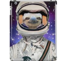 The Sloth Space Programme iPad Case/Skin