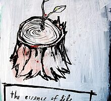 the essence of life is growth  by starheadboy