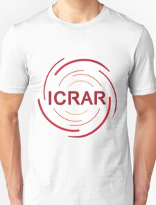International Center for Radio Astronomy Research (ICRAR) Logo T-Shirt