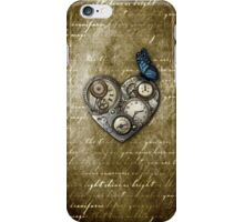 Heartstone Steampunk iPhone4 v2 iPhone Case/Skin