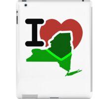 I Heart Love New York NY iPad Case/Skin