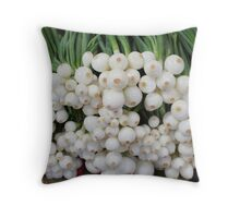 Bunches and Bunches of Onions Throw Pillow