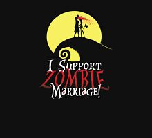 I Support Zombie Marriage! Unisex T-Shirt
