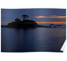 Battery Point Sundown Poster