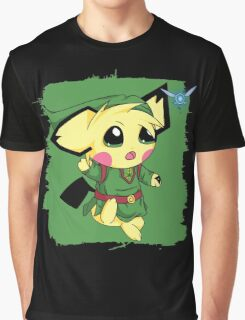 Linkachu Graphic T-Shirt