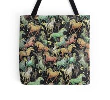 Ninjas+Unicorns Tote Bag