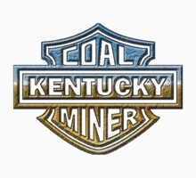Kentucky Coal MIner chrome style by Tony  Bazidlo