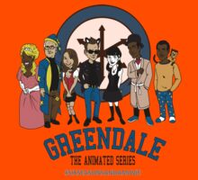 GTAS: Six Seasons and a Movie Edition Kids Clothes