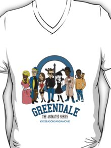 GTAS: Six Seasons and a Movie Edition T-Shirt