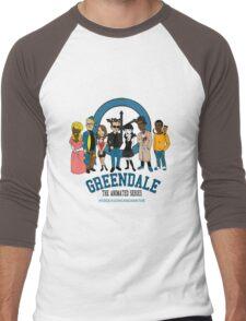 GTAS: Six Seasons and a Movie Edition Men's Baseball ¾ T-Shirt