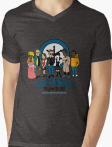 GTAS: Six Seasons and a Movie Edition Mens V-Neck T-Shirt
