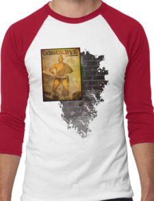 Concrete Davidson Men's Baseball ¾ T-Shirt