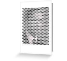 rosette obama Greeting Card