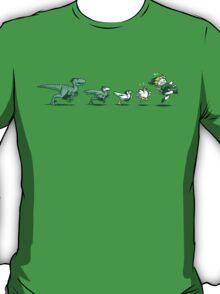 The Evolution of Revenge T-Shirt