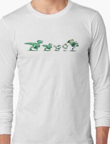 The Evolution of Revenge Long Sleeve T-Shirt