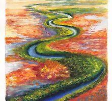 Channel Country 2 by Dai Wynn