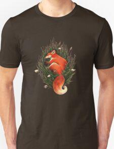 Fox in the Brush T-Shirt