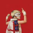Kaptain Kiwi by Glenn McLeary