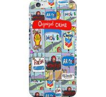 """Organized Crime"" iPhone Case/Skin"