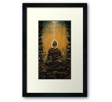 Nirvana ocean Framed Print