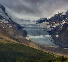 Athabasca Glacier by JamesA1