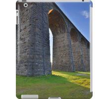 Yorkshire: Evening Light at Ribblehead iPad Case/Skin