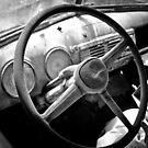 Ghosts Behind the Wheel by Briar Richard