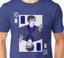 Ten of Tardis - Standard Blue Unisex T-Shirt