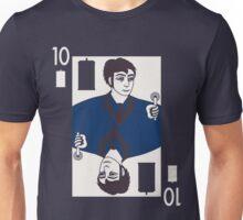 Ten of Tardis - Dark Blue Unisex T-Shirt