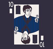Ten of Tardis - Dark Blue Unisex T-Shirt