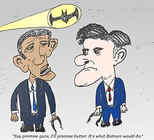 What Would Batman Do? by Binary-Options