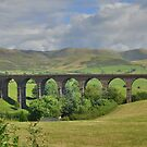 Yorkshire: Lowgill Viaduct by Rob Parsons
