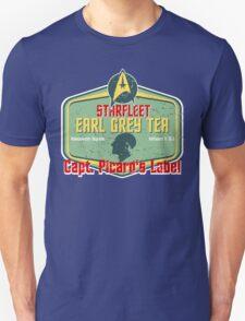 CAPT. PICARD'S EARL GREY TEA  Unisex T-Shirt