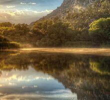 Basin Shine by Bob Larson
