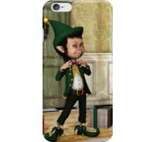 The Christmas Elf iPhone Case/Skin