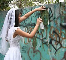 Bride Graffiti by zangetsuBankai