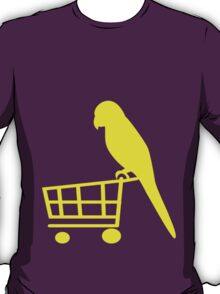 Parrot shopper T-Shirt