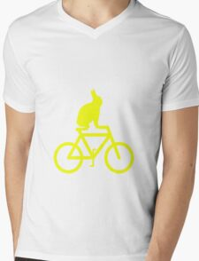 Hop On...Rabbit on a bike T-Shirt