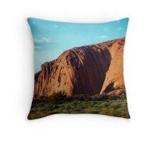 Ayres Rock (Uluru). Northern Territory, Australia. (2) Throw Pillow