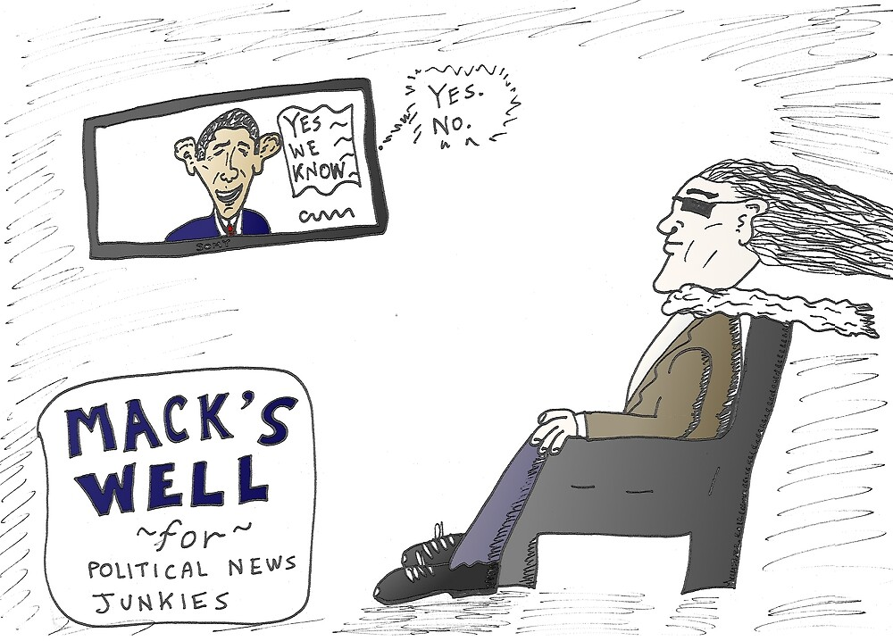 Mack's Well for political news junkies by BinaryOptions