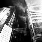 Canary Wharf # 4 by Dale Rockell
