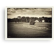 Farm Livin' Canvas Print