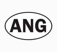 ANG - Oval Identity Sign by Ovals