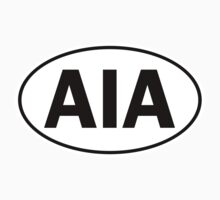 AIA - Oval Identity Sign by Ovals