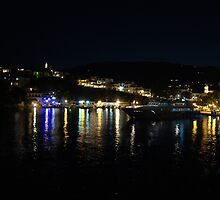 skiathos by night by manthos123