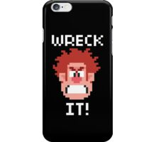 Wreck It! iPhone Case/Skin