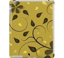 Swirls of peace iPad Case/Skin