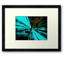 Interchangeable Streaming Framed Print