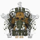 Bad Bones by Chrome Clothing